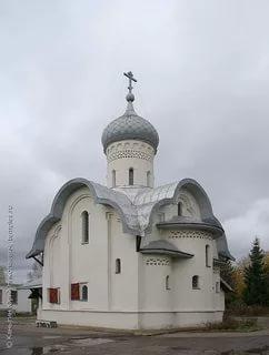 церковь Воскресения Христова в Орлецах